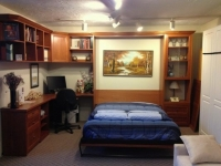 Upright Murphy Bed (Yaletown)