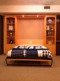 Upright Murphy Bed Yaletown